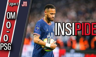 Podcast OM/PSG (0-0) - Le debrief : Animation, défense, Messi, Rouge de Hakimi et Verratti