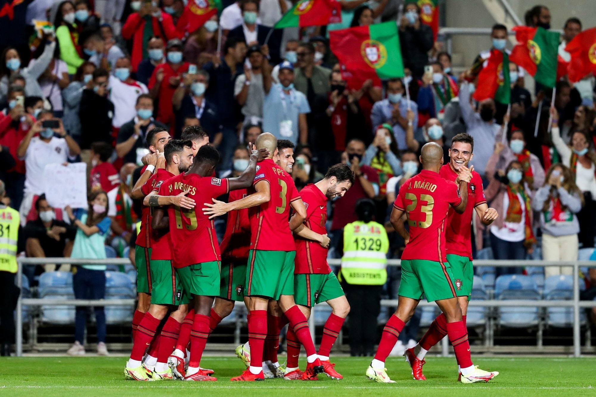 Portugal/Luxembourg - Nuno Mendes sur le terrain tout le long de la victoire portugaise, Danilo sur le banc