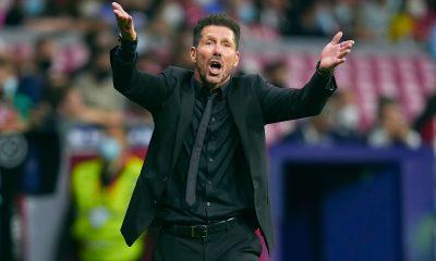 Simeone annonce s'être renseigné pour recruter Messi cet été