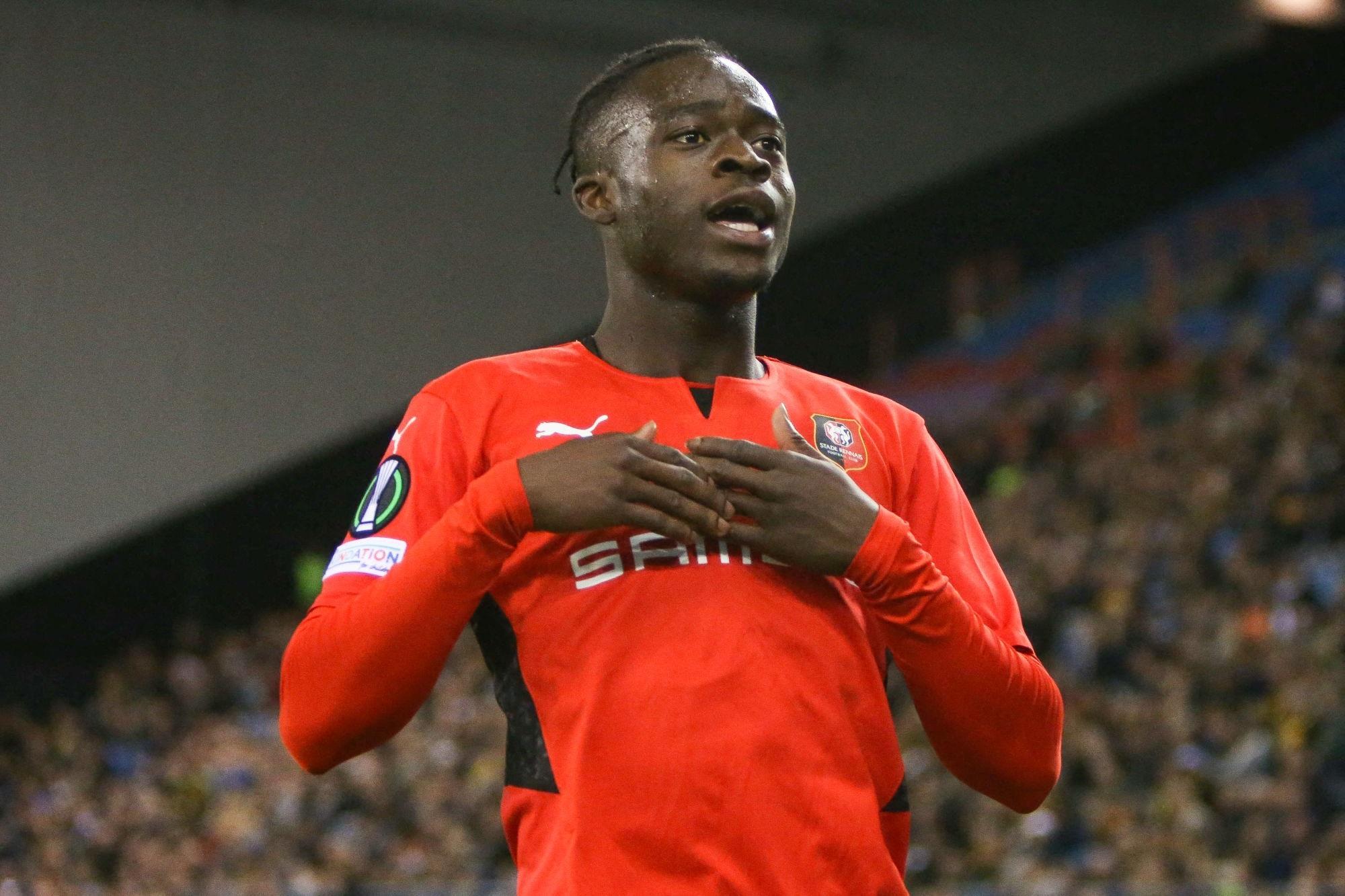 """Rennes/PSG - Sulemana affirme être """"venu pour ce genre de match"""""""