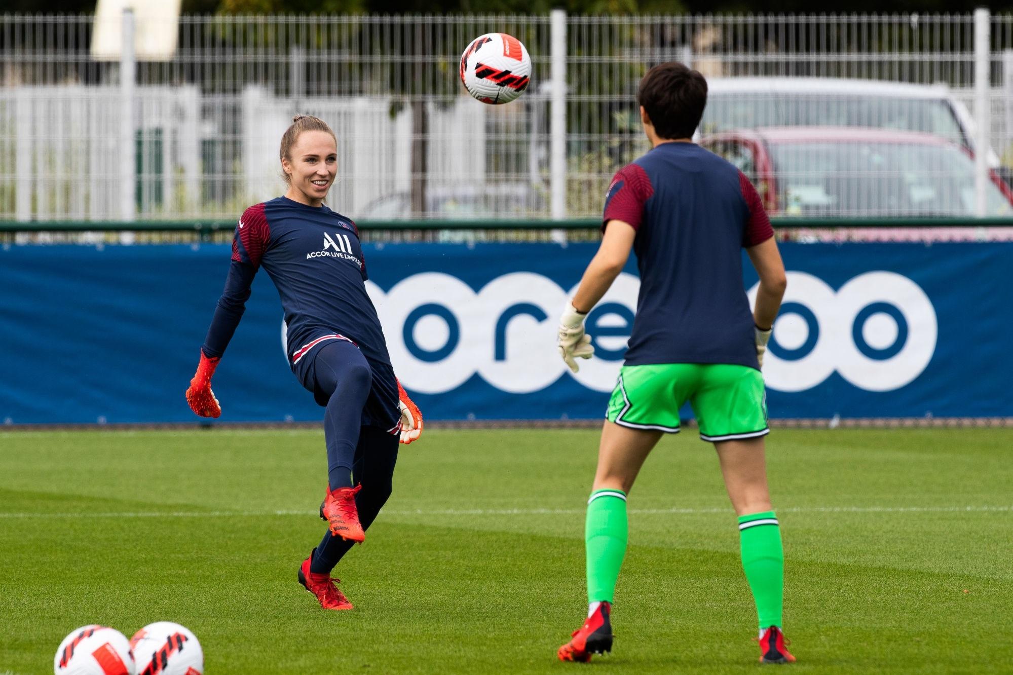 Breidablik/PSG - Votikova savoure son premier match et la victoire