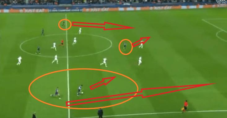PSG/City - L'analyse des buts, une construction quasi-parfaite et un contre parfait