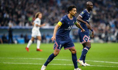 OM/PSG - Marquinhos élu meilleur joueur parisien les supporters parisiens