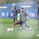 PSG/Leipzig - Retrouvez des extraits de l'entraînement, donc un focus sur Messi