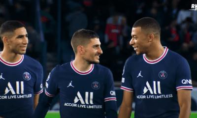 """PSG/Leipzig - Le film RMC Sport sur la victoire parisienne """"Cadeau"""""""