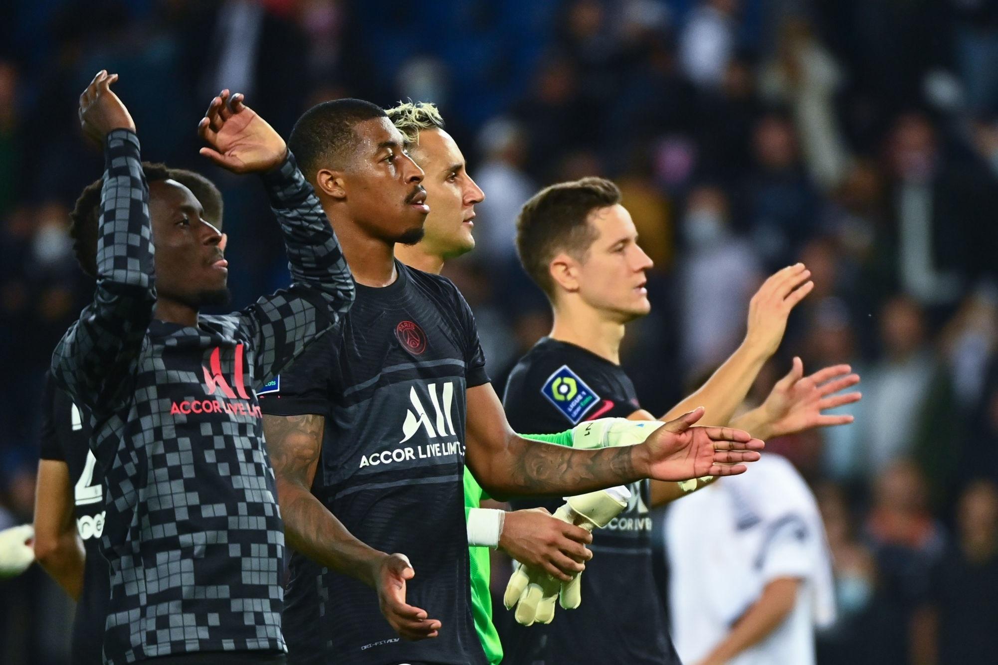 Sondage - Qui est le joueur du PSG du mois de septembre ?