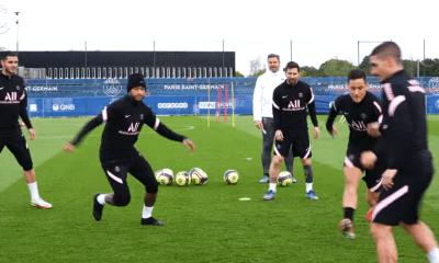 PSG/Leipzig - Suivez le début de l'entraînement parisien ce lundi à 11h