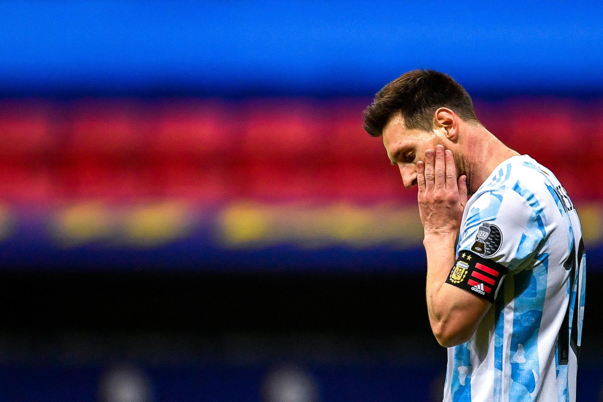 Résumé vidéo Paraguay/Argentine (0-0)