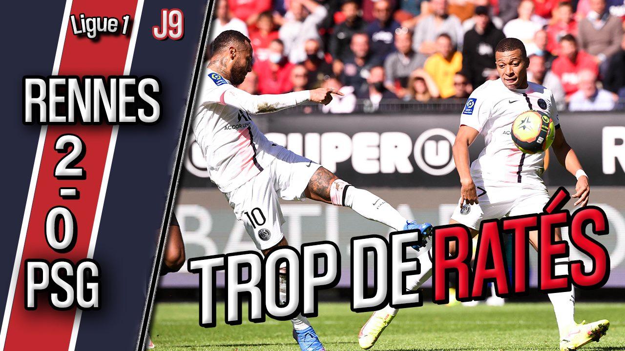 Podcast PSG - Défaite à Rennes (2-0) et Mbappé parle de son envie de départ