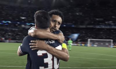 PSG/Leipzig - Revivez la victoire auprès des joueurs parisiens