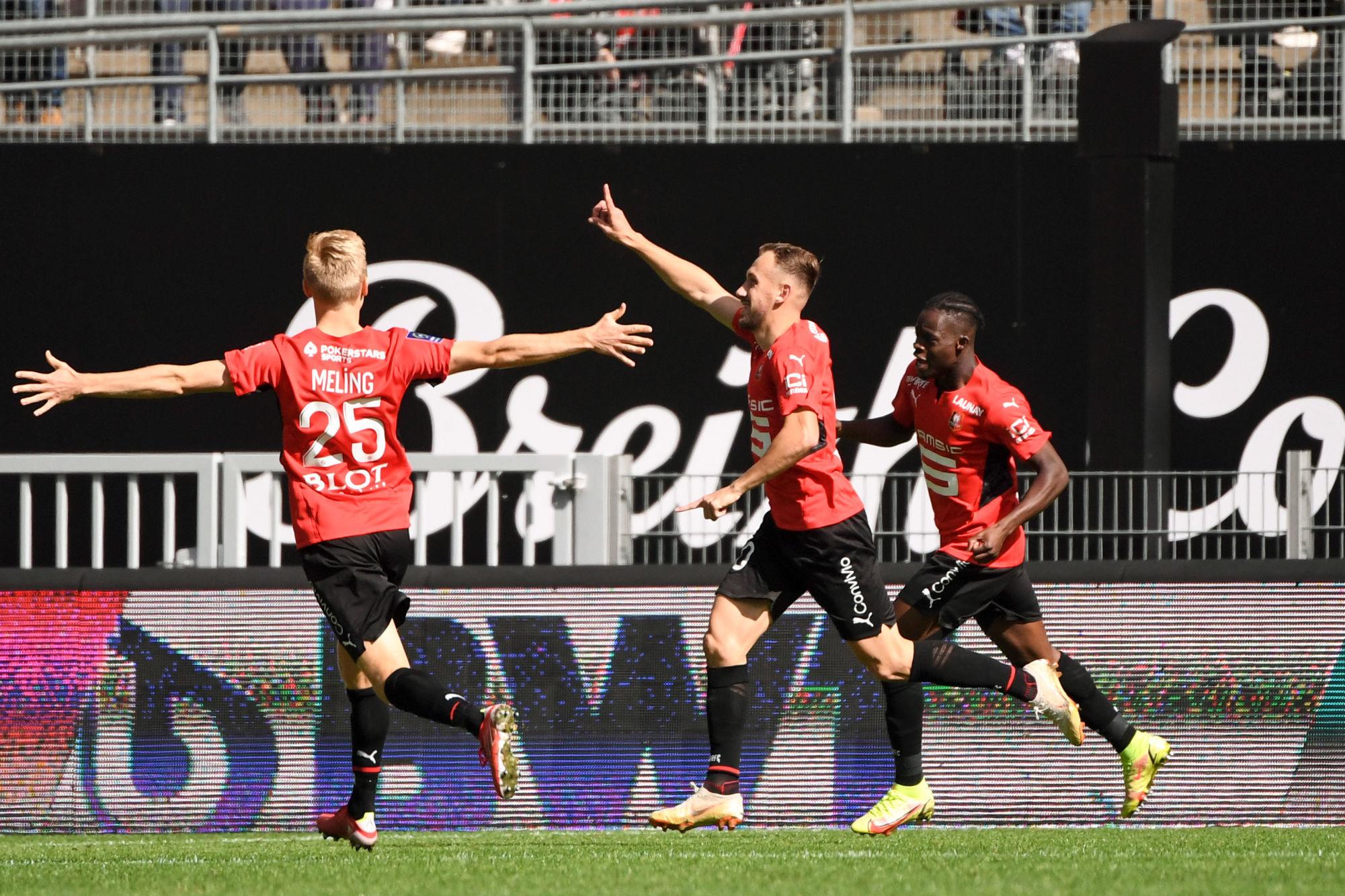 Résumé vidéo Rennes/PSG (2-0)